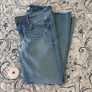 LOFT Ann Taylor Jeans Modern Skinny Jeans